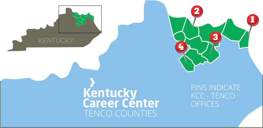 TENCO - COUNTIES