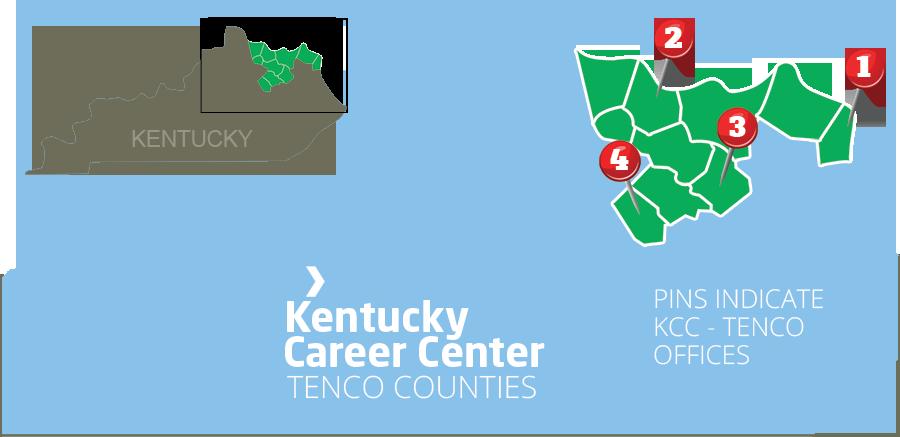 TENCO - COUNTIES